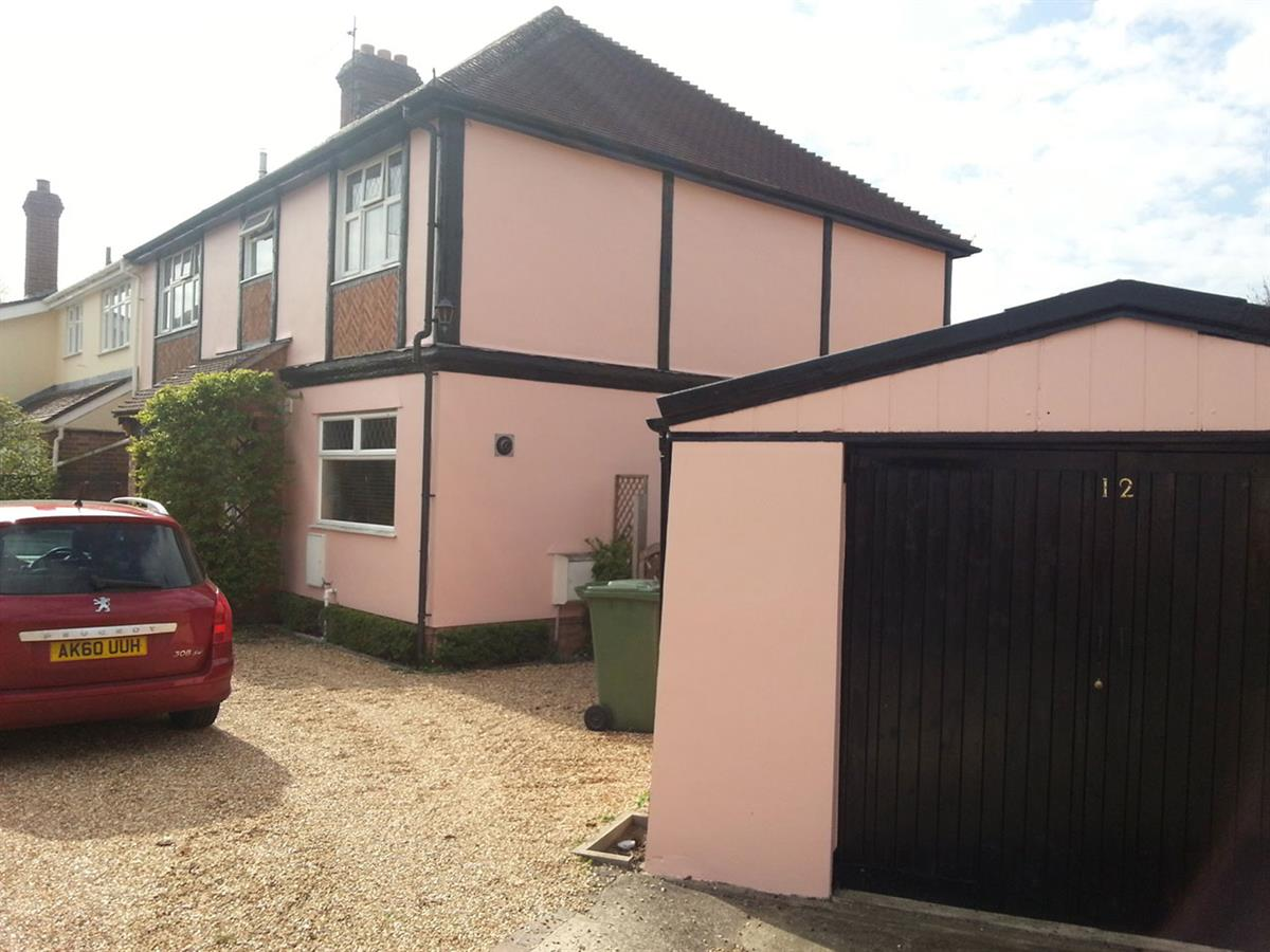 Exterior Decorator St Neots