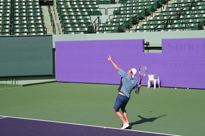 Miami tennis pro