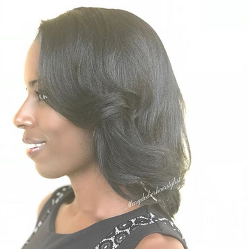 Ever wanted healthy relaxed hair that ke