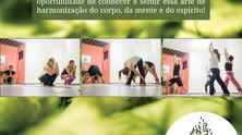 Aulão gratuito de Yoga