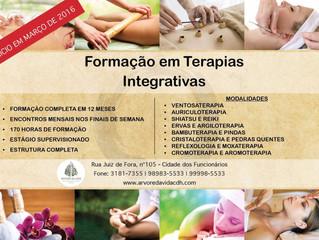 Formação em Terapias Integrativas