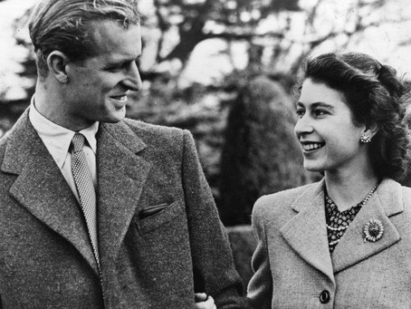 History in the making: listen to Prince Philip [WORKSHEET]