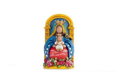 Virgen de Coromoto Guitla-Olivares