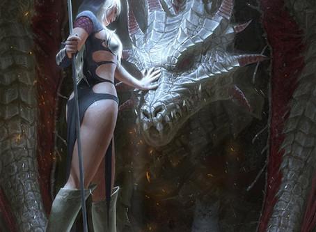 Women, Dragons & Small Talk