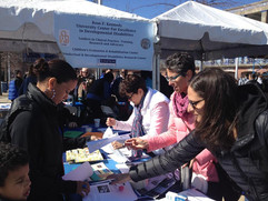 CNL at the Autism Speaks BRONX WALK NOW EVENT