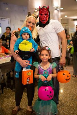 CNL & CERC halloween party
