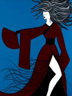 The Most Infamous Geisha by Debra Haden