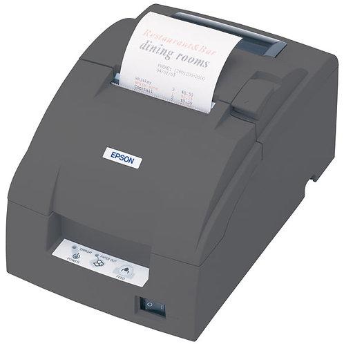Epson TMU220B Dot Matrix Receipt Printer. - Auto Cut. Ethernet (UB-E04). ESC / P