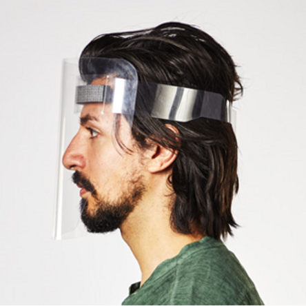 Lot 10 Visières de Protection Faciale