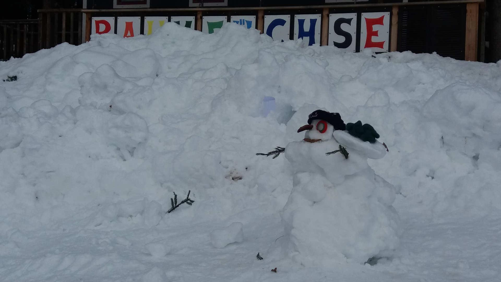 Schneezauberin Zilly