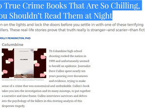 Readers Digest picks Columbine atop True Crime Top 10 list