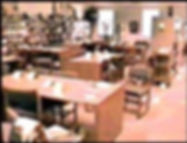 Columbine crime scene photo: library tables