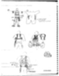 Eric Harris journal drawing, Columbine gear napalm