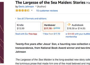 """The Largesse Of The Sea Maiden""!"