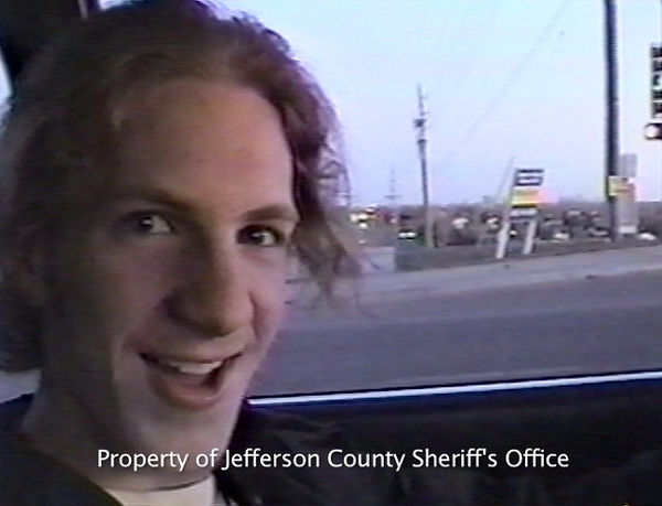 Dylan Klebold, car smile Columbine