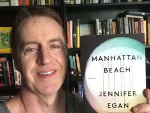 "Diving into Jennifer Egan's: ""Manhattan Beach"""
