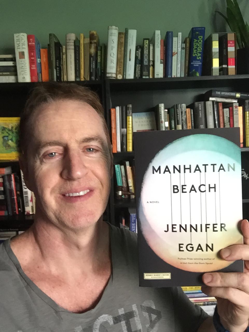Manhattan Beach Jennifer Egan Dave Cullen novel