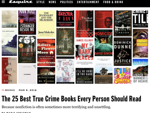 Columbine just made Esquire's All-Time True Crime Best List