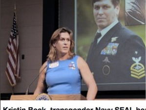 My new hero: transgender & retired Navy SEAL officer Kristin Beck