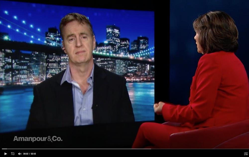 Christiane Amanpour Dave Cullen Parkland PBS CNNi