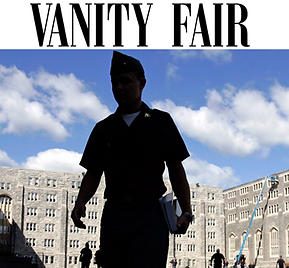 gay soldier, West Point cadet Vanity Fair, military gays