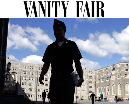 Spectrum West Point gay gala 2015 Vanity Fair Knights Out