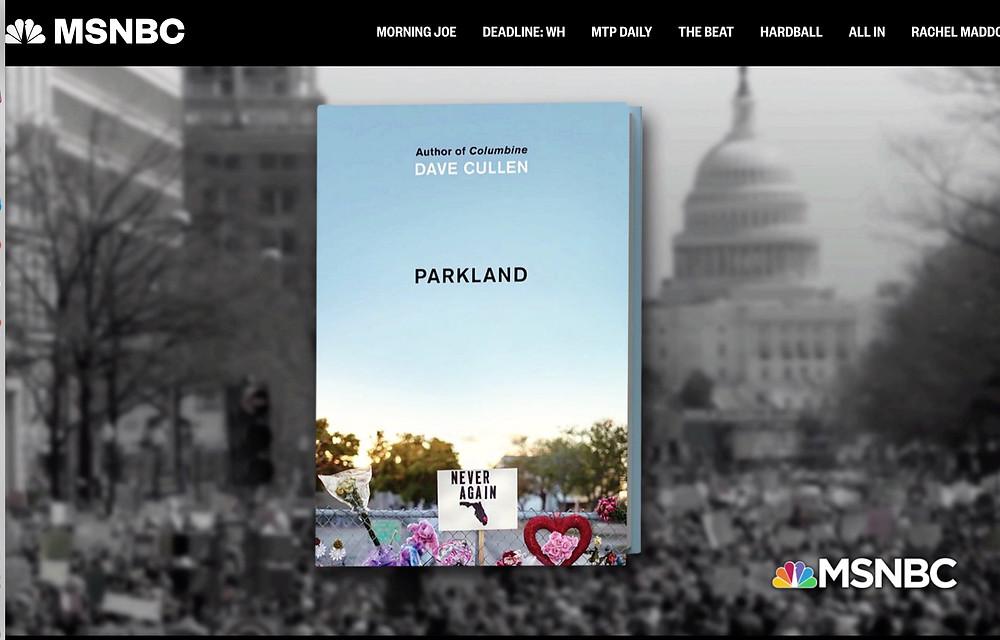 Parkland MSNBC capitol dome Deadline: Whiltehouse