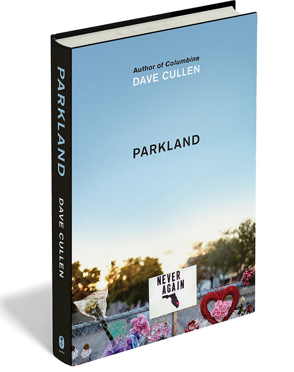 Parkland book March For Our Lives MFOL Never Again Florida Douglas High School flowers