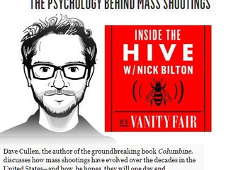 Columbine to Las Vegas on Vanity Fair Podcast