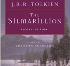 The Silmarillion, my favorite JRR Tolkien