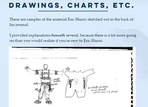 Eric Harris drawings & Nazi essay added to Columbine Guide