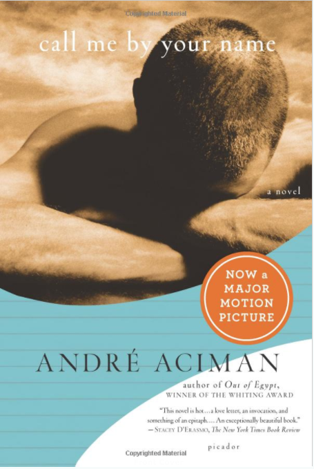 Call Me By Your Name original cover gay soldiers Andre Aciman