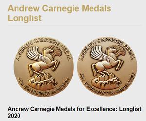 Andrew Carnegie Medals Parkland ALA