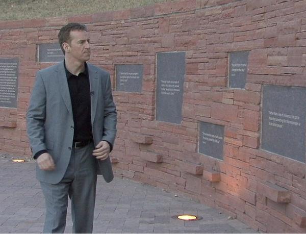 Columbine memorial Dave Cullen