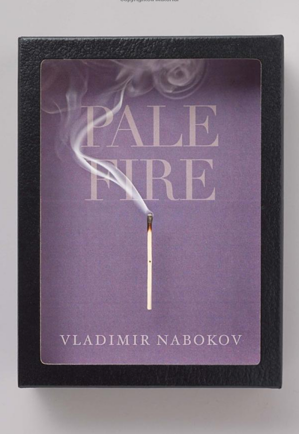 Pale Fire Vladimir Nabokov cover