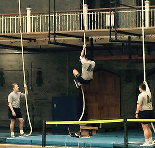 West Point ropes, obstacle course IOCT--Gay soldiers book, soldier army