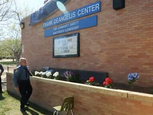 Unveiling the Frank DeAngelis Center