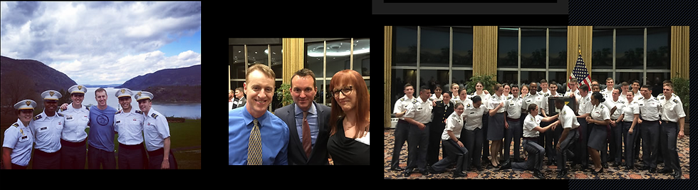 West Point--Gay soldiers Eric Fanning, cadets, transgender Allyson Robinson