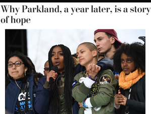 'A story of hope'--WaPost 'Parkland' review