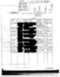 Eric Harris pipe bomb production chart, Columbine