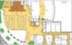 Columbine police crime scene diagram cafeteria commons