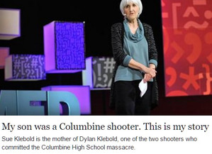 Sue Klebold's new TED Talk