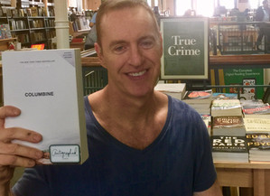 I signed expanded Columbine copies at 3 NYC stores
