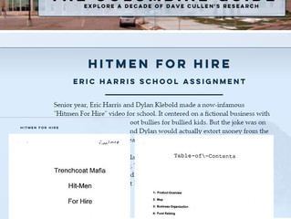 'Hitmen For Hire' added to Columbine Guide