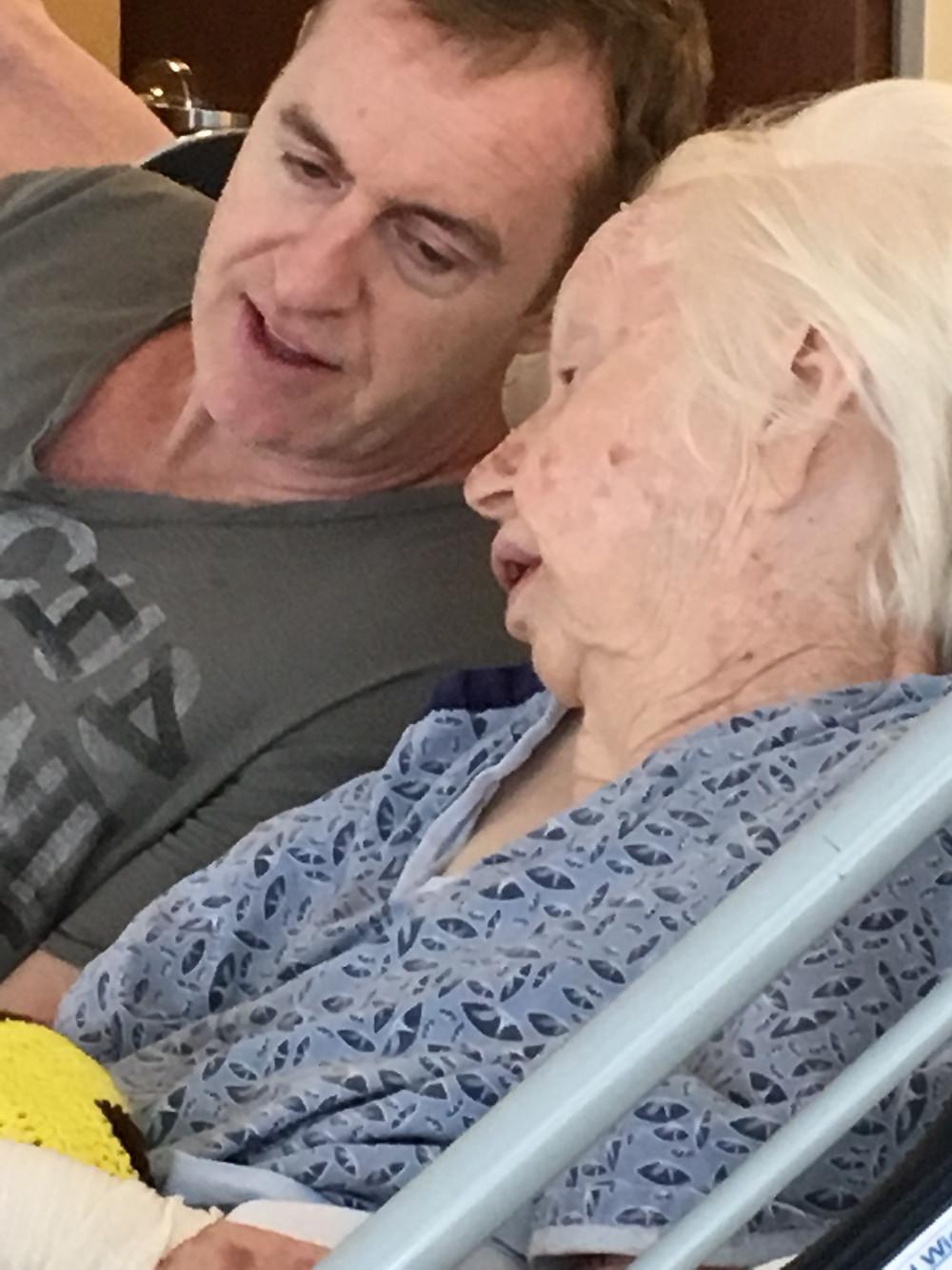 Joan Cullen Dave Cullen hospice