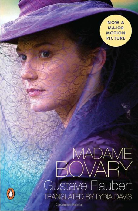 Madame Bovary Lydia Davis Gustave Flaubert
