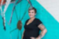 Francesca Makowski hairstylist, colorist and makeup artist