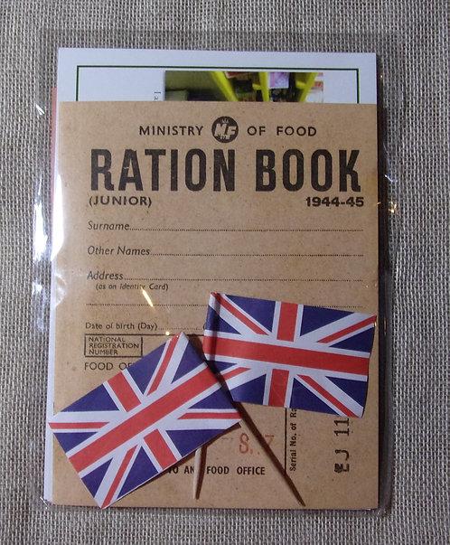 Jim Turner Wartime Survival Kit!