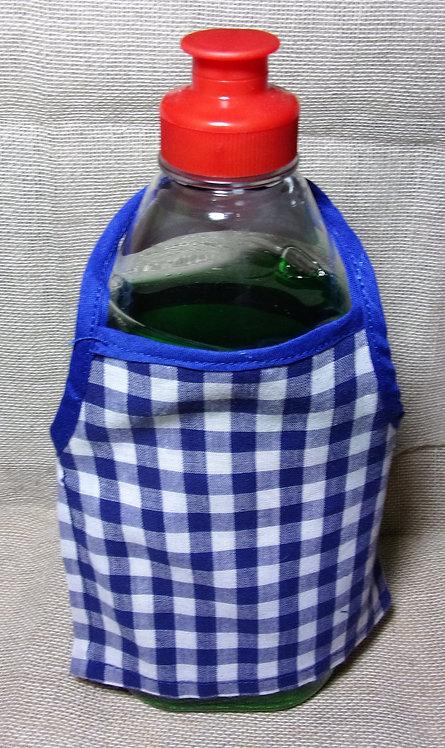 Washing Up Liquid Bottle Apron Check