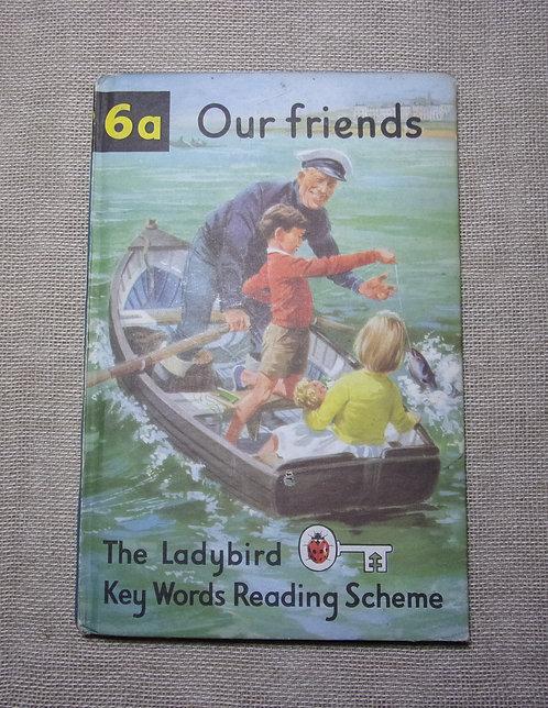 'Our Friends' Key Words Reading Scheme